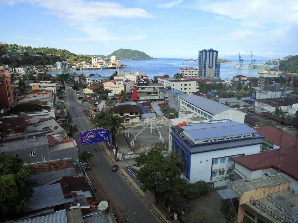 Pascarusuh di Jayapura, Operasional Pelabuhan Setempat Tetap Jalan