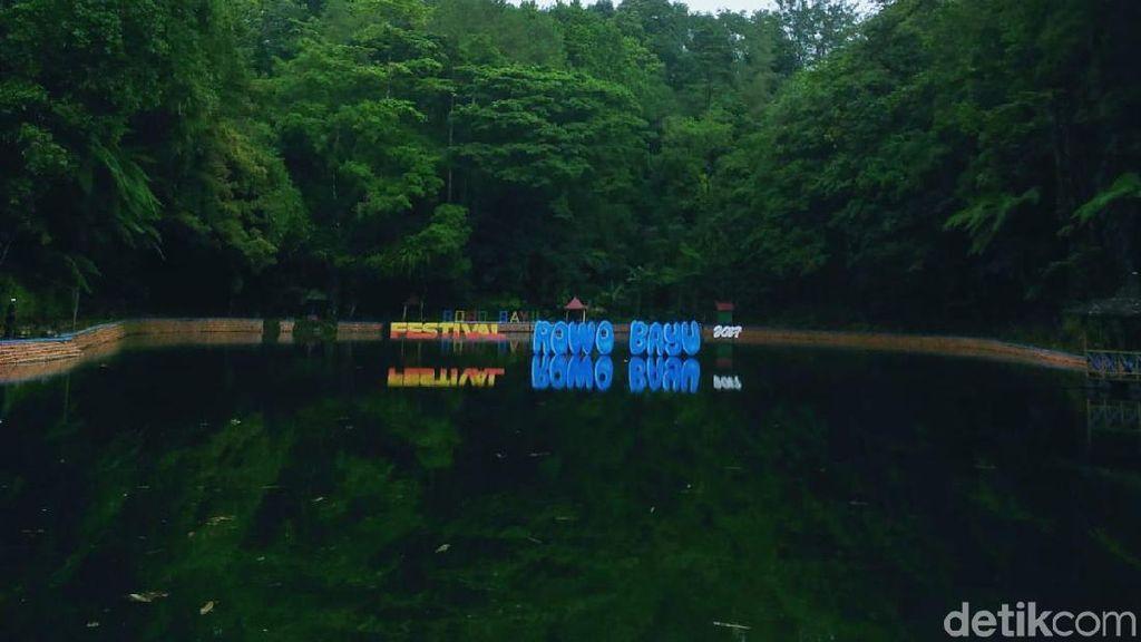 Foto: Rowo Bayu dan KKN di Desa Penari