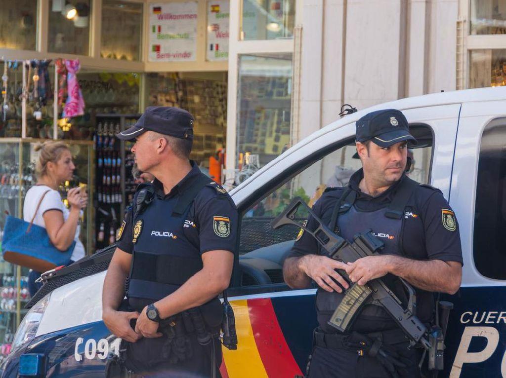 Barcelona Lagi Berbahaya