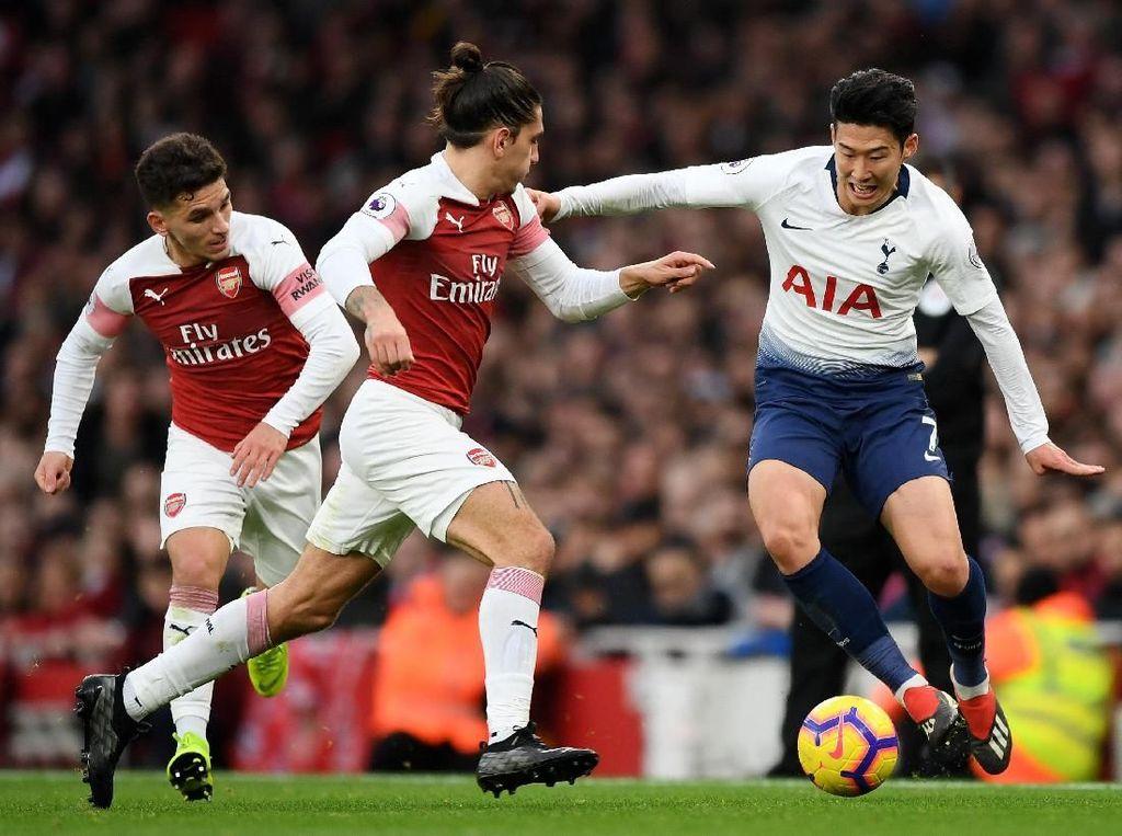 Arsenal vs Tottenham: Menuju Derby Paling Brutal di Inggris