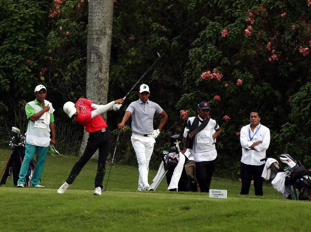 Begini Keseruan BRI Indonesia Golf