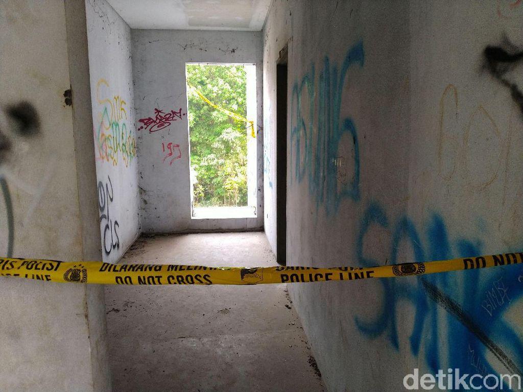 Rumah Kosong TKP Perkosaan Bocah di Bogor Sering Jadi Tempat Nongkrong