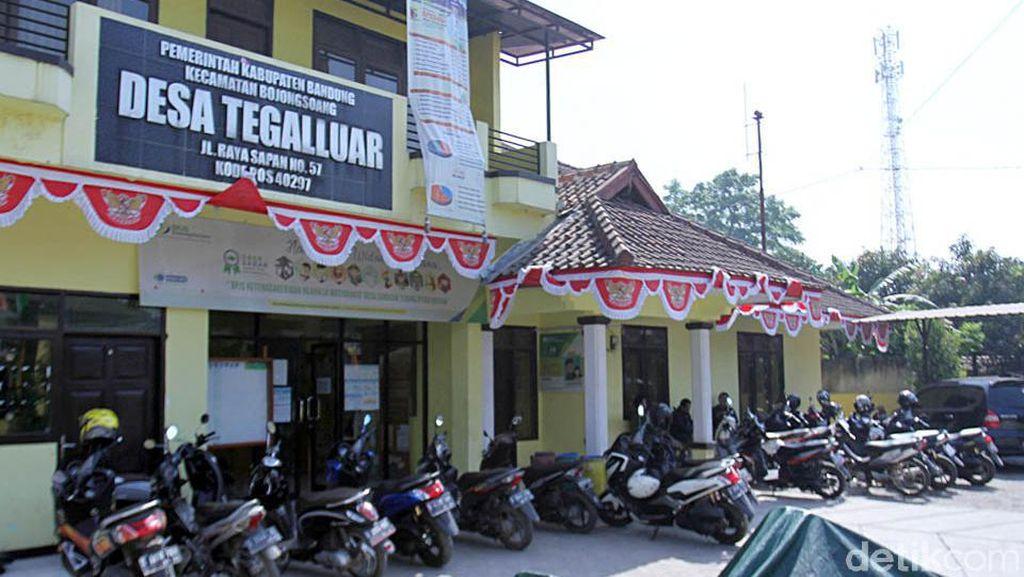 Melihat Desa Tegalluar yang Masuk Kandidat Ibu Kota Baru Jabar