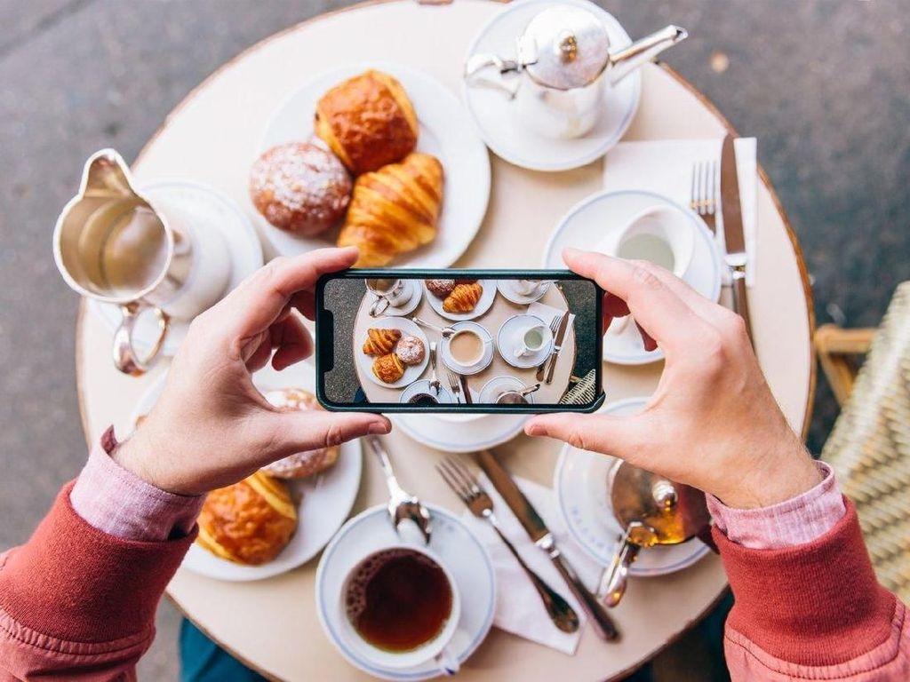Foto Makanan di Media Sosial Pengaruhi Pola Makan? Begini Faktanya