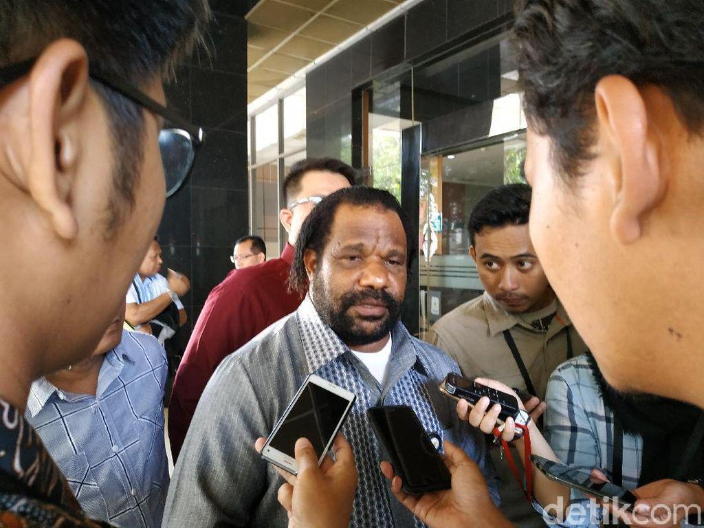 Lenis Kogoya Instruksikan Kepala Suku di Papua Tak Terlibat Demo