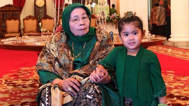 Ibunda SBY, Siti Habibah di mata Annisa Pohan