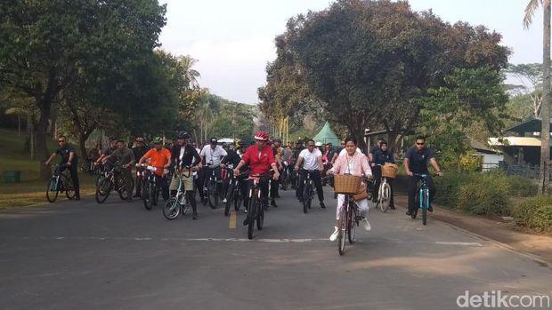 Jokowi: Empat Destinasi Prioritas Selesai 2020