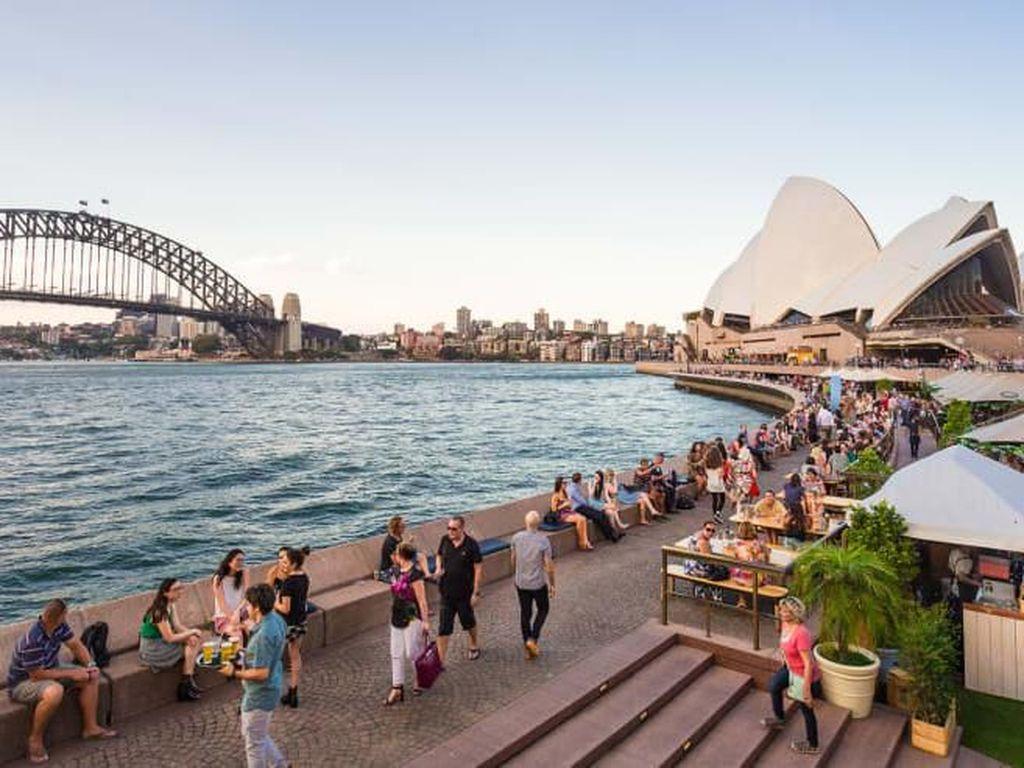 Australia Berencana Tutup Perbatasan Hingga 2021