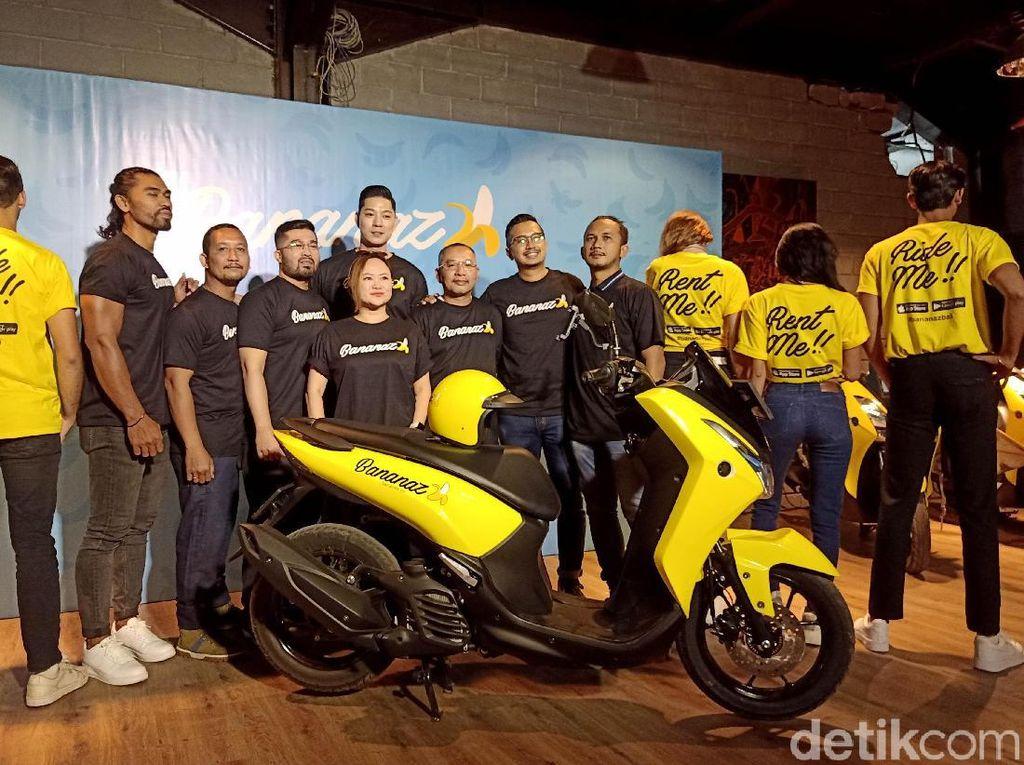 Canggih, Rental Motor di Bali Kini Bisa Via Aplikasi