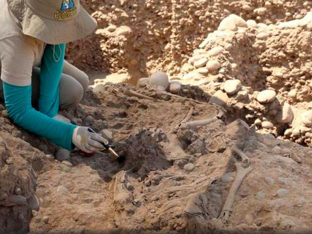 50 Jasad Ditemukan dari Kuburan Massal di Meksiko