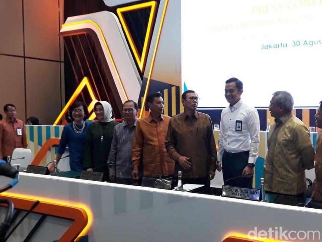 Pejabat BNI Dirombak, Achmad Baiquni Tetap Jadi Dirut