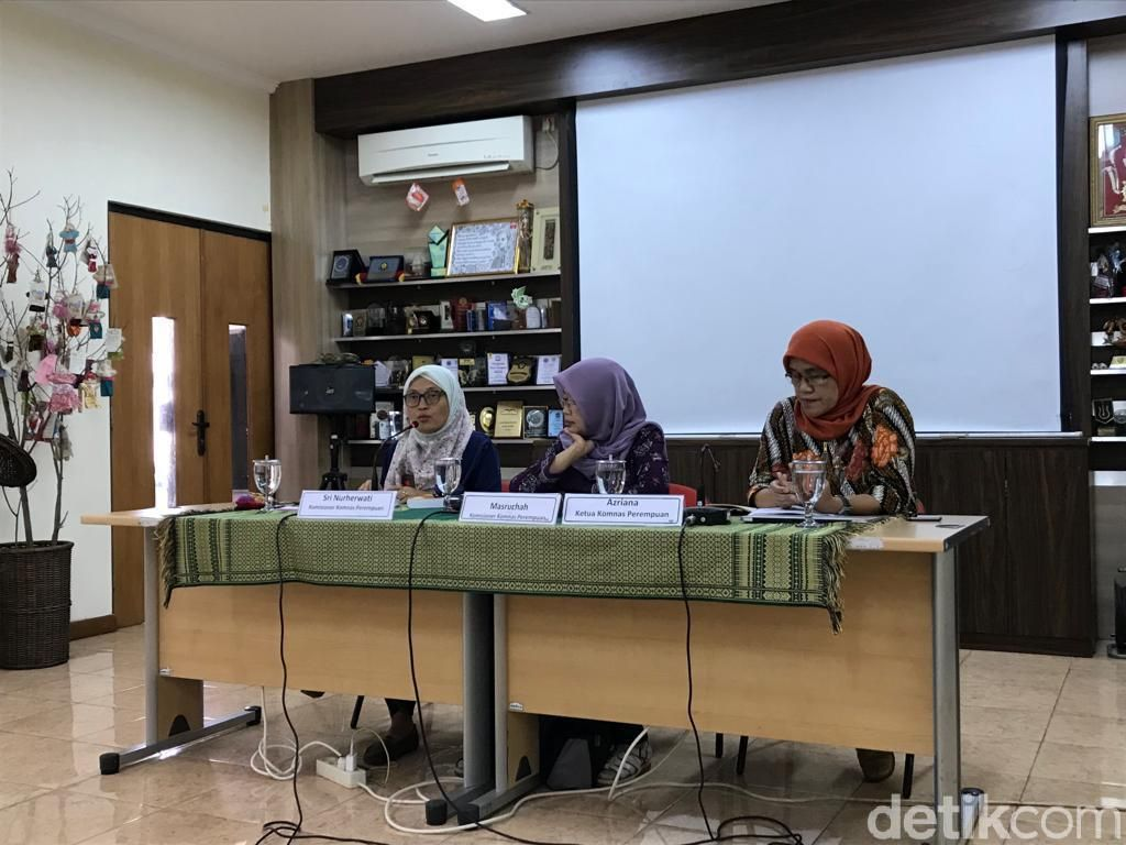 Komnas Perempuan Desak DPR Sahkan RUU PKS September 2019