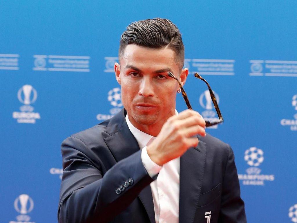 Antusiasme Ronaldo Sambut Liga Champions 2019/2020