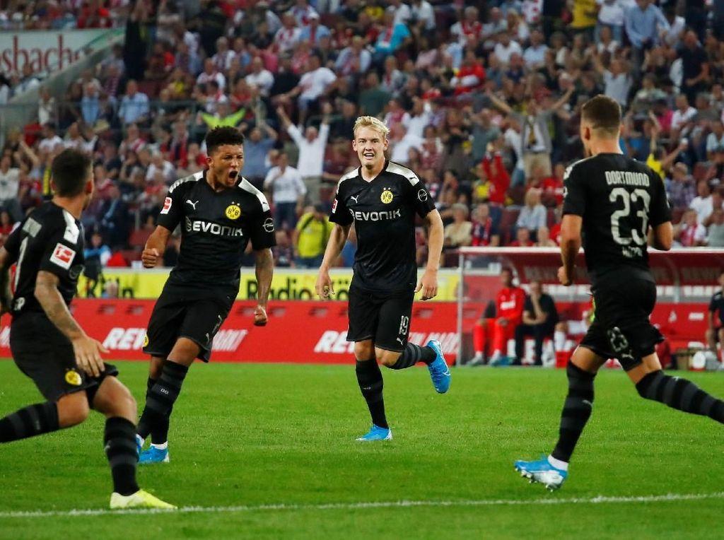 Dortmund Siap Tempur di Grup Neraka