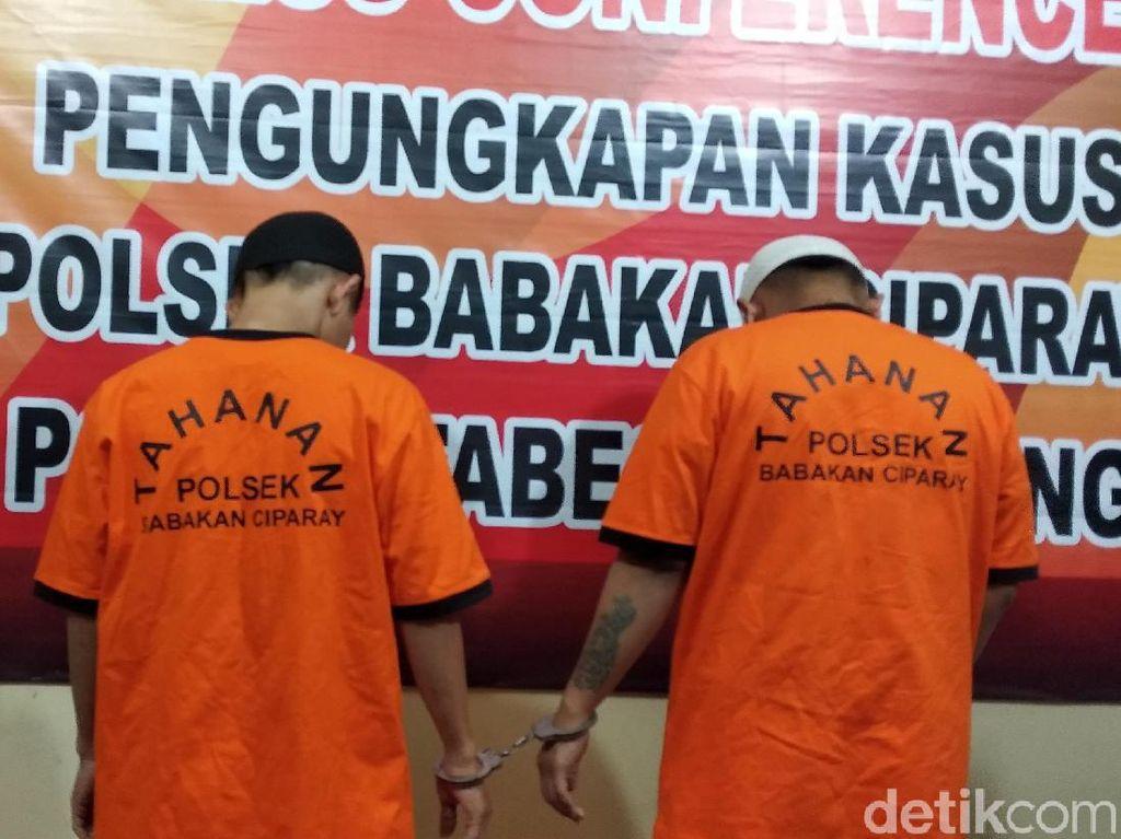 2 Pengamen di Bandung Sayat Leher Penumpang Bus