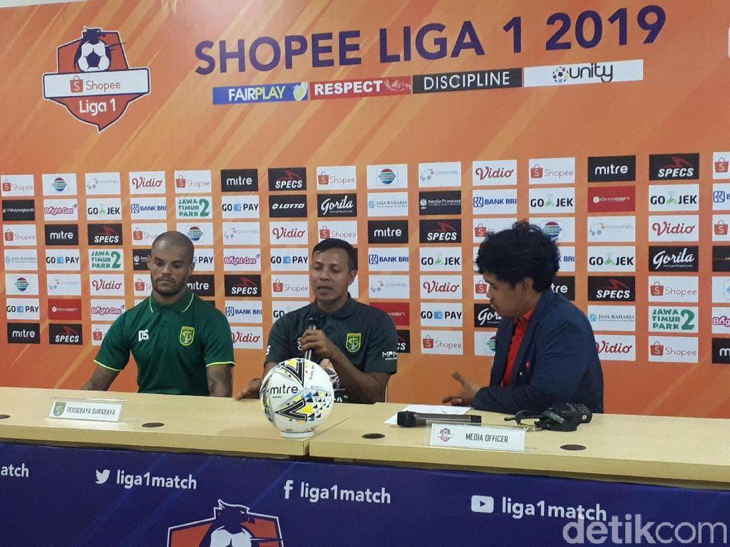 Bungkam Bhayangkara FC, Persebaya Mengaku Beruntung