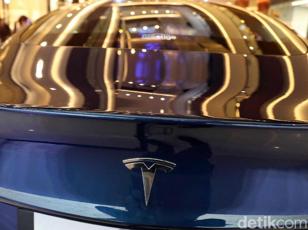 Bukan PPnBM 0%, Tesla Termurah Turun Harga
