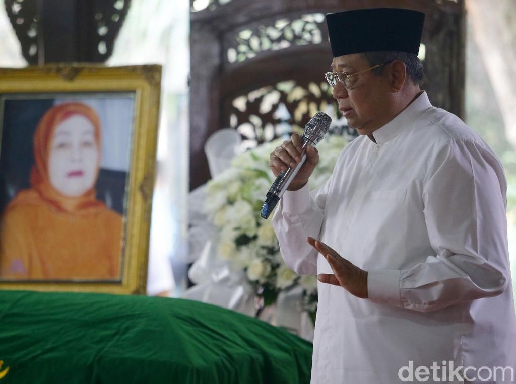 SBY: Tahun Ini Tahun yang Sangat Berat