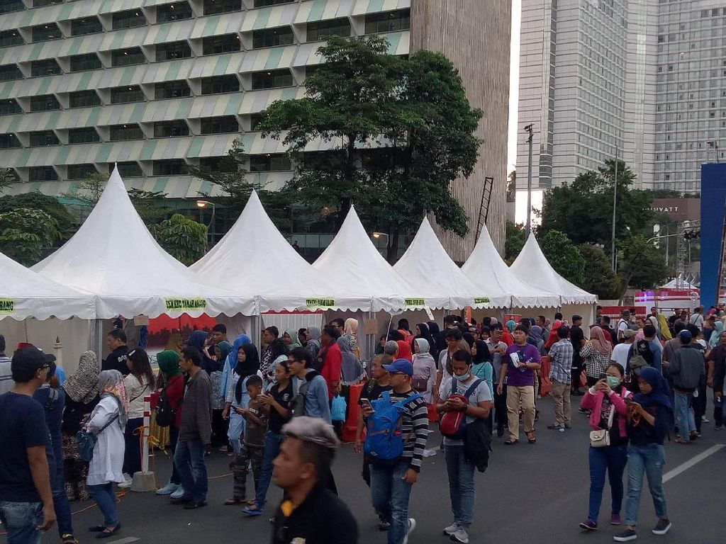 Yuk Cicipi Ragam Halal Food di Jakarta Muharram Festival