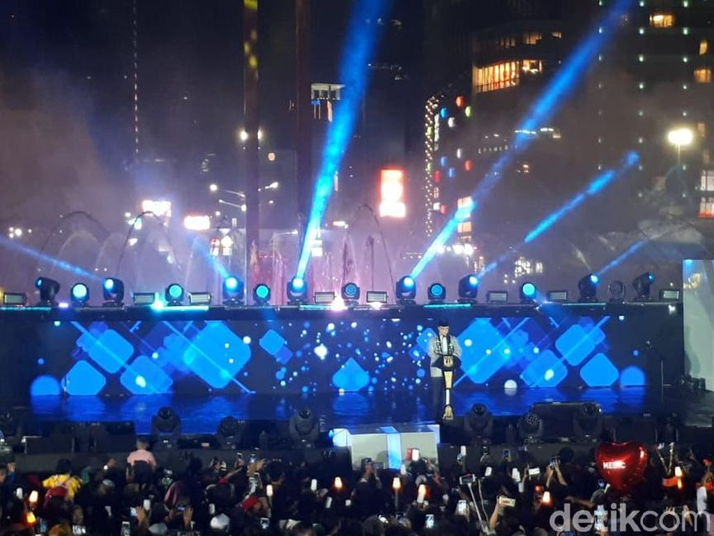 PLN Pasok Listrik Bebas Polusi untuk Jakarta Muharram Festival