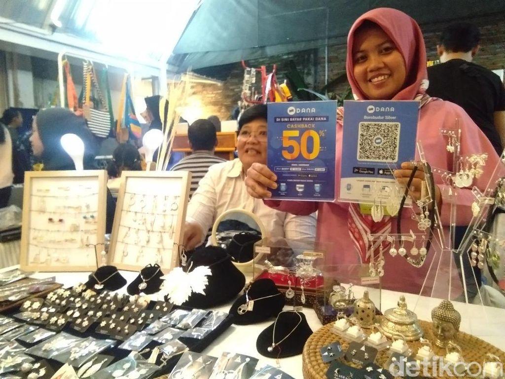 Catat! Bayar Pakai DANA di POP Market Yogya Dapat Cashback 50%