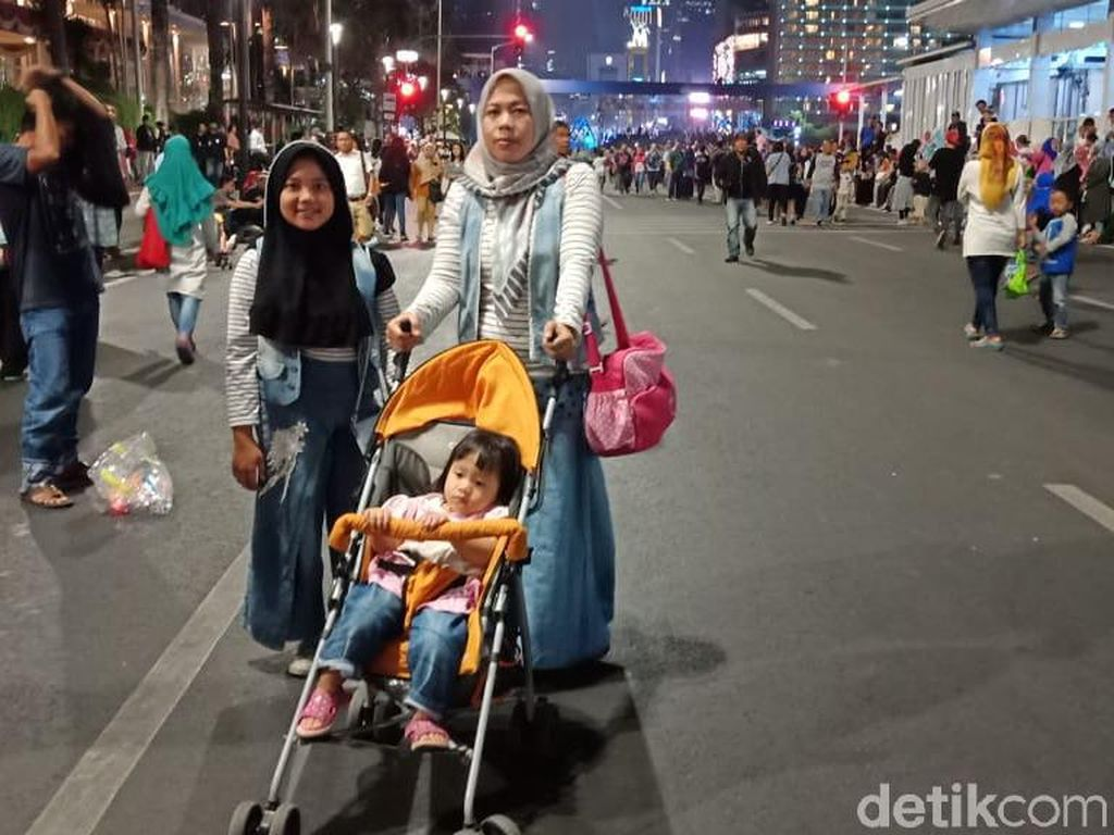Antusias Warga dari Luar DKI Saksikan Jakarta Muharram Festival