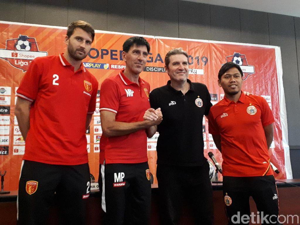 Persija Dilarang Remehkan Badak Lampung FC