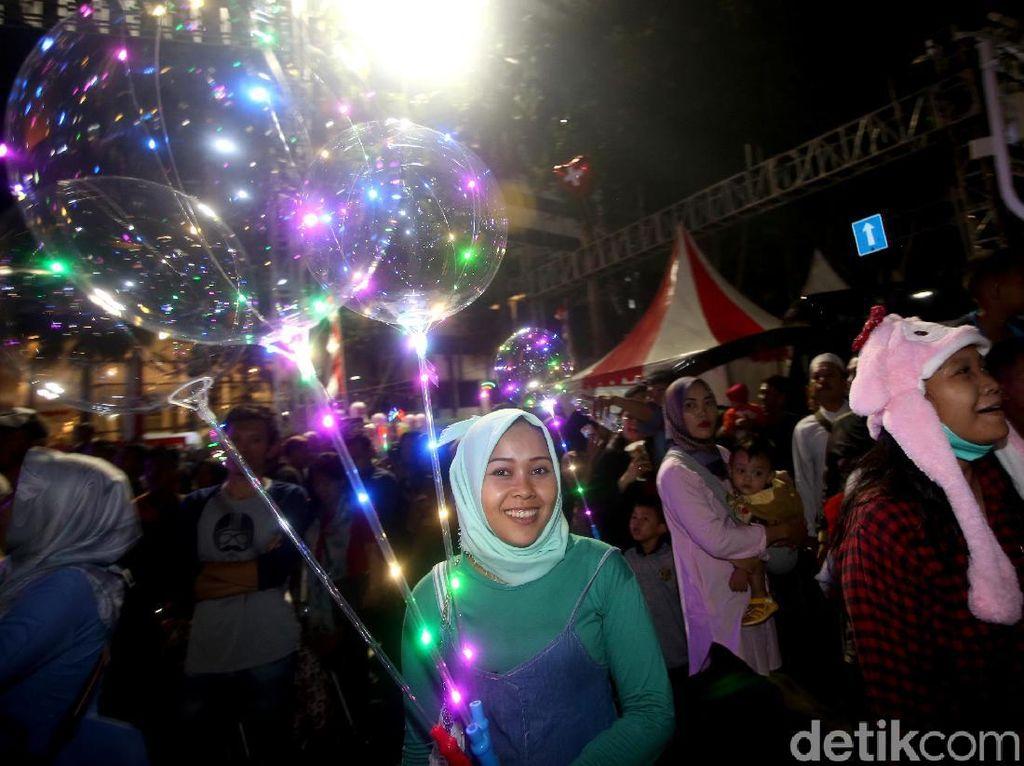 Antusias Warga Meriahkan Jakarta Muharram Festival 2019