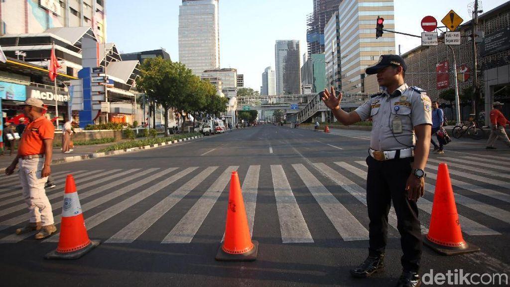 Ada Jakarta Muharram Festival, Jalan MH Thamrin Ditutup