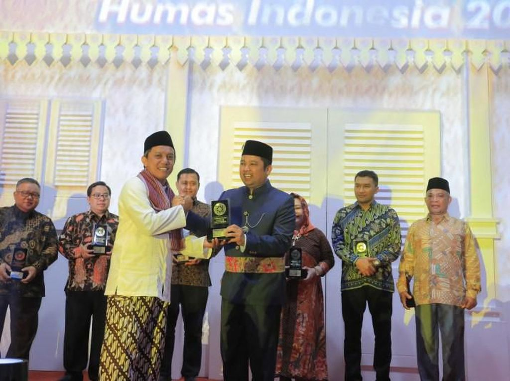 Kota Tangerang Boyong 8 Penghargaan Kehumasan 2019
