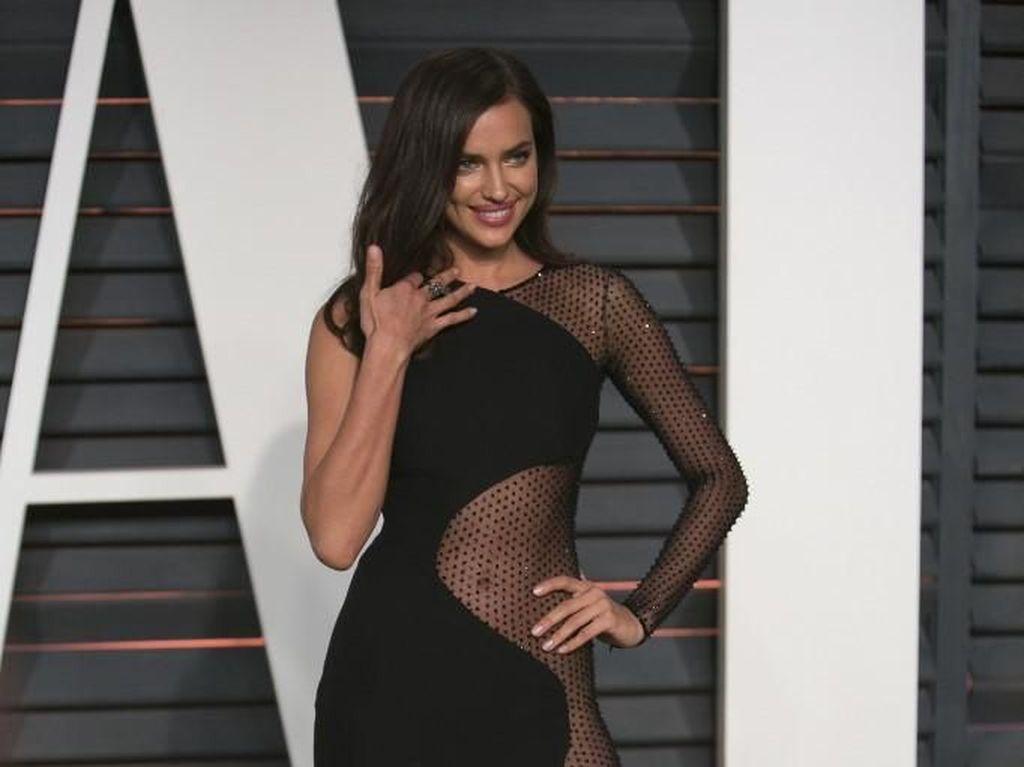 Irina Shayk dan Kim Kardashian Punya Selera Pria yang Sama, Ini Buktinya