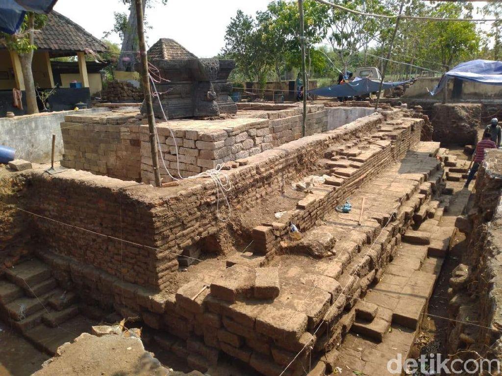 Situs Tribhuwana Tunggadewi, Candi yang Dibangun Hayam Wuruk untuk Ibunya