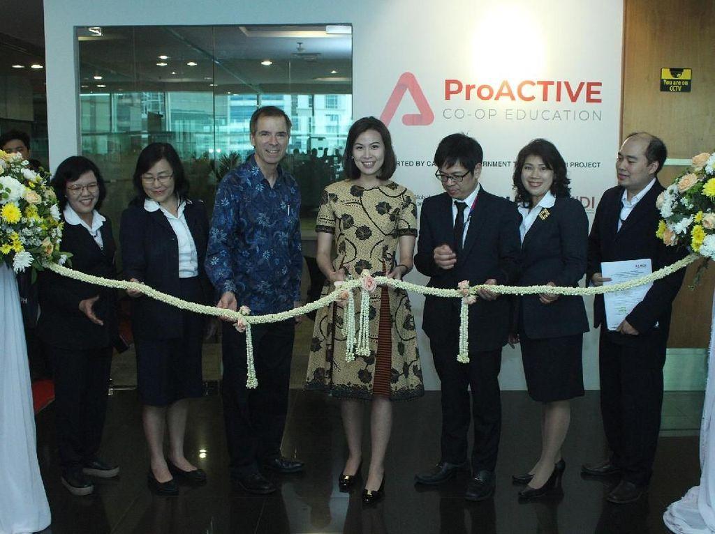 Peresmian ProActive Zone Co-Op Education