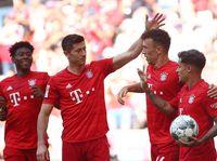 Hasil Liga Jerman: Bayern Lumat Mainz 6-1 di Allianz