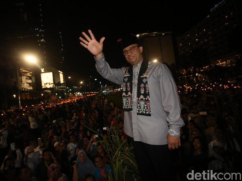 Anies: Dinas Pariwisata dan Kebudayaan DKI Dipisah Tahun Depan
