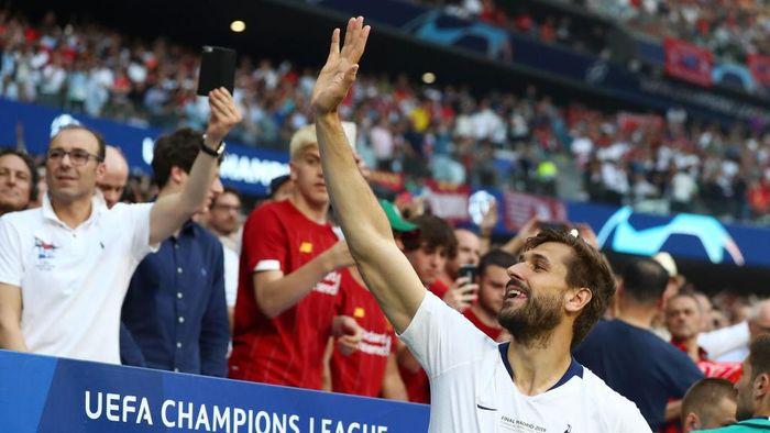 Fernando Llorente segera berseragam Napoli (Clive Rose/Getty Images)
