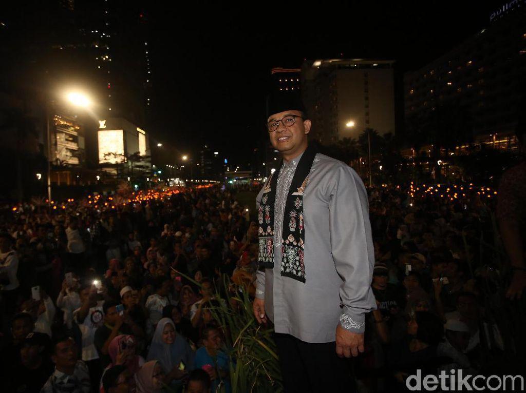 Anies Anggap Perbaikan Udara Jakarta Lewat Ganjil Genap Tak Bisa Instan