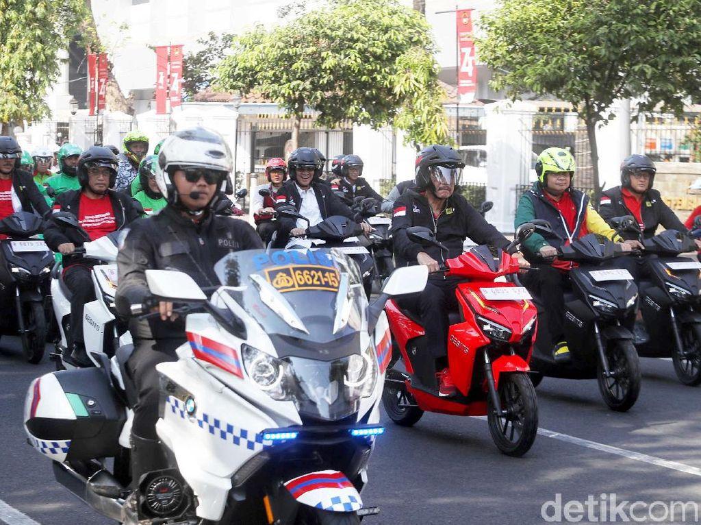 Kendaraan Siapa Saja yang Boleh Dikawal Polisi?