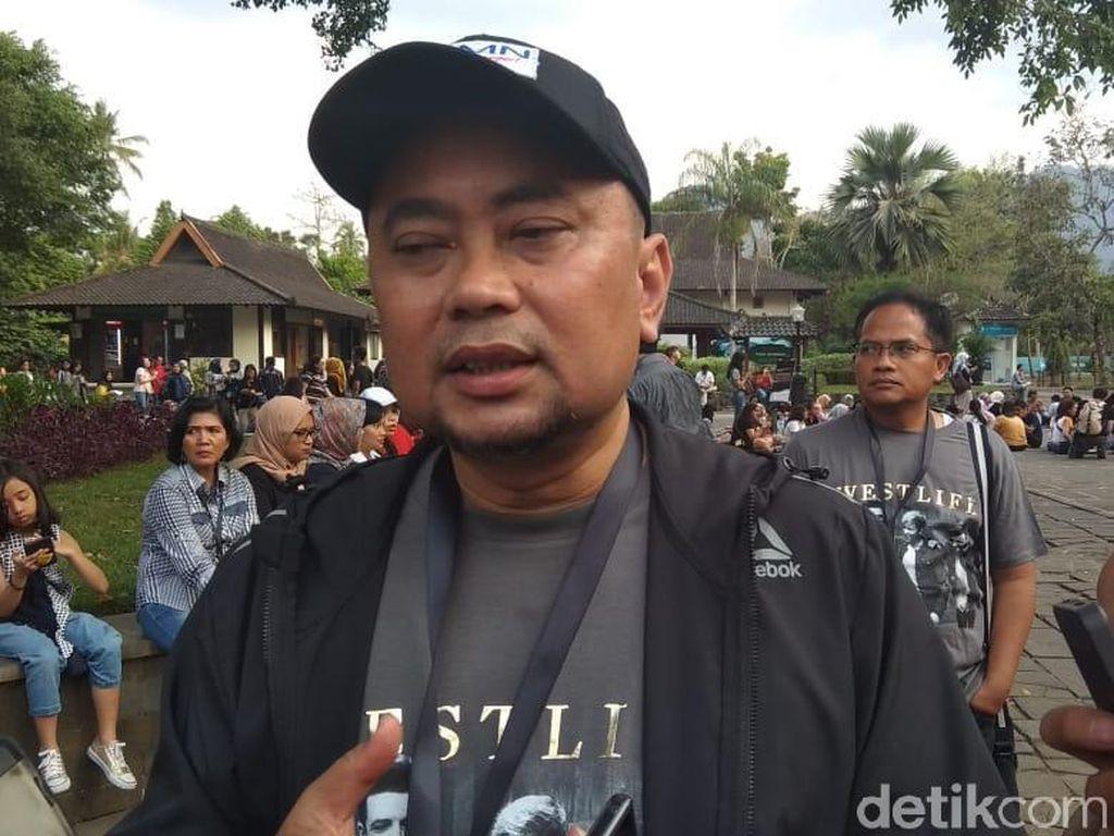 Konser Westlife Sekaligus Promosikan Borobudur pada Dunia Internasional