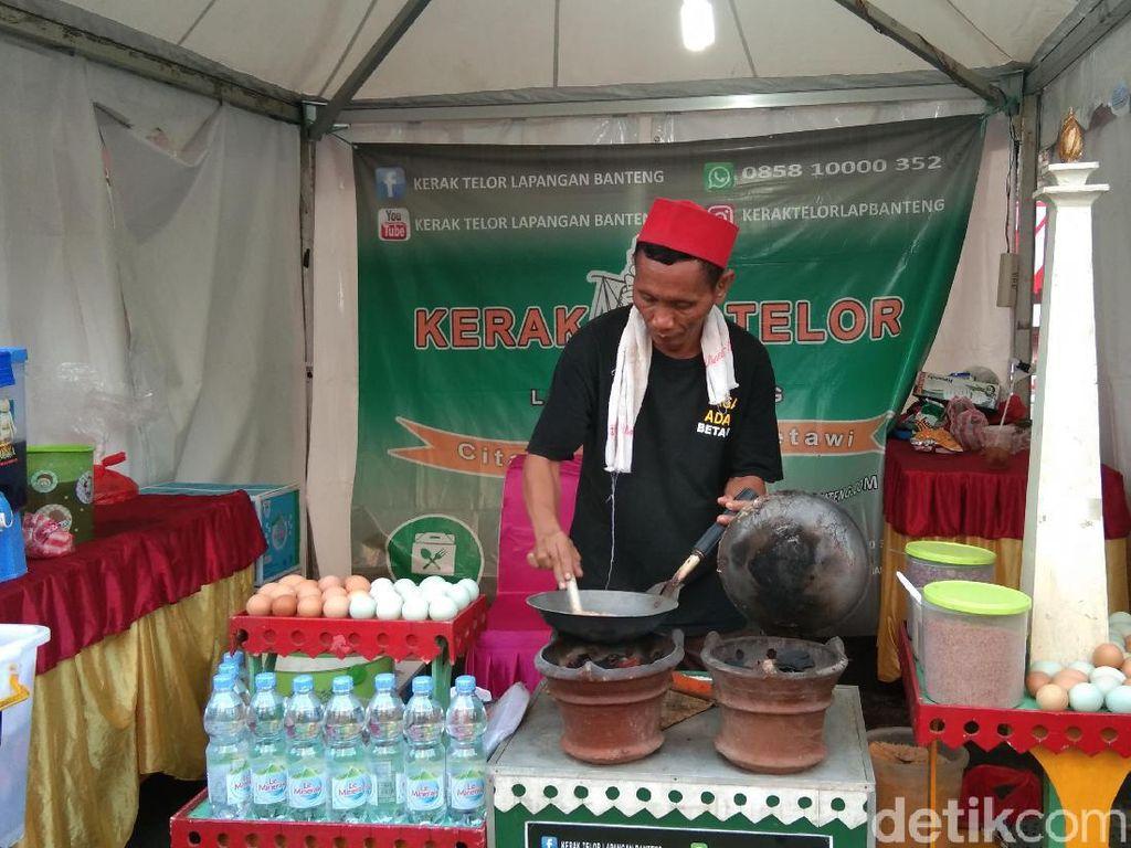 Datang ke Jakarta Muharram Festival, Cicipi Wisata Halal