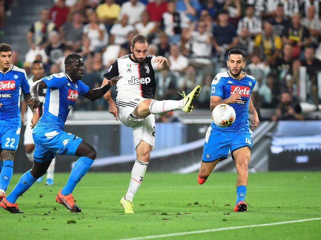 Seburuk Apapun Napoli, Juventus Tetap Antisipasi Laga Sulit