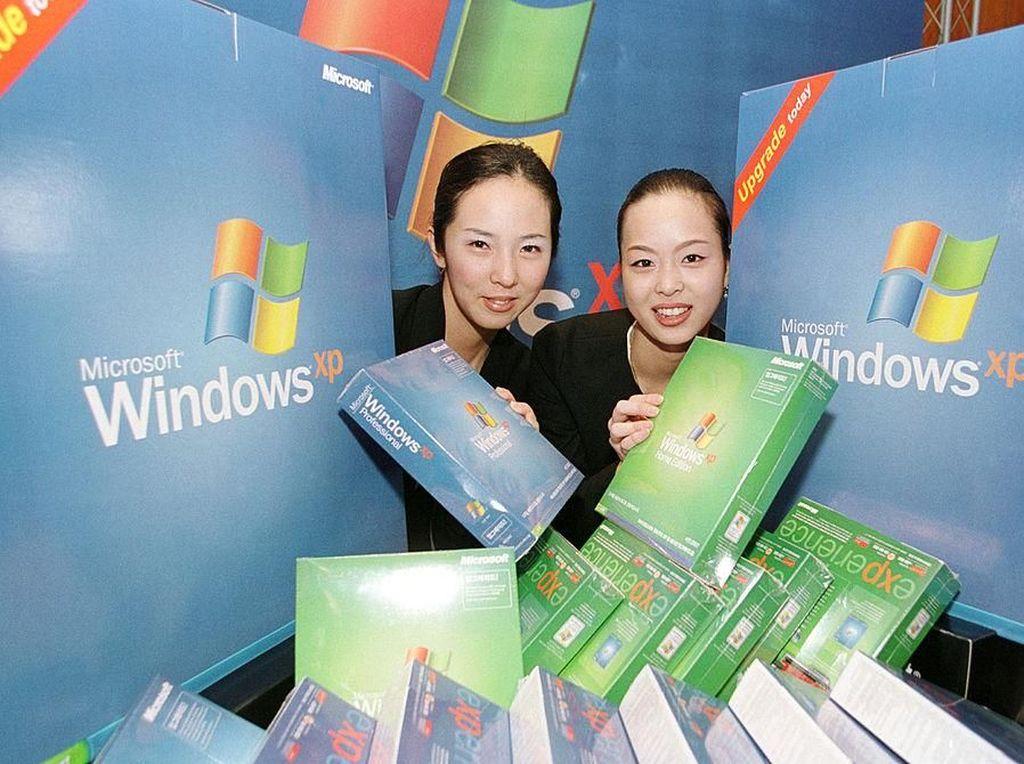 Nostalgia Kehebatan Windows XP Jelang Rilis Windows Baru