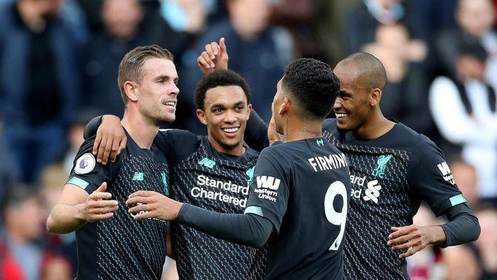 Liverpool satu-satunya tim yang masih sempurna hingga pekan keempat Liga Inggris musim ini. (Foto: Carl Recine/Reuters)
