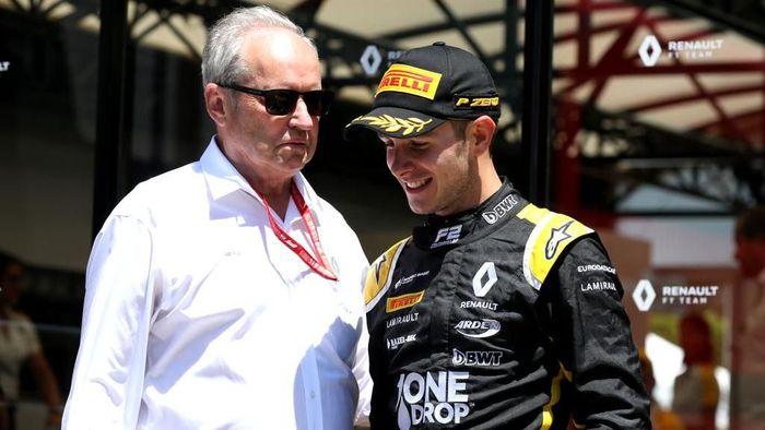nthoine Hubert meninggal dunia pasca kecelakan di balapan F2 GP Belgia (Foto: Charles Coates/Getty Images)