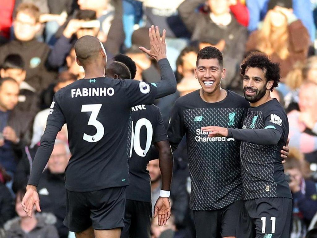 Rekor 13 Kemenangan Beruntun The Reds