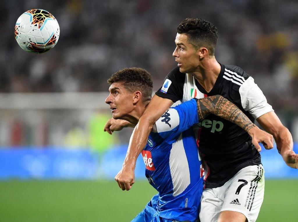 Head to Head Napoli Vs Juventus di Coppa Italia