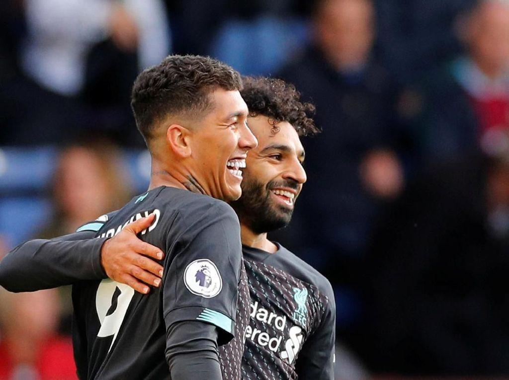 Firmino Sudah 50 Gol di Premier League