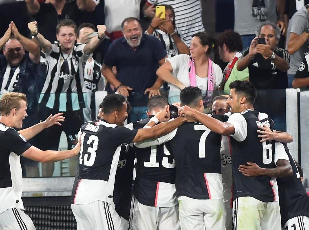 12 Data dan Fakta Usai Kemenangan Dramatis Juventus atas Napoli