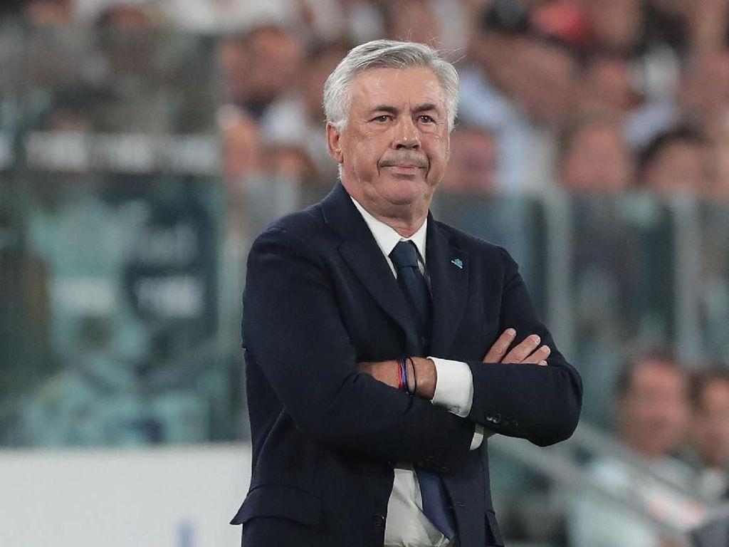 Ancelotti Tantang Napoli Puaskan Dirinya
