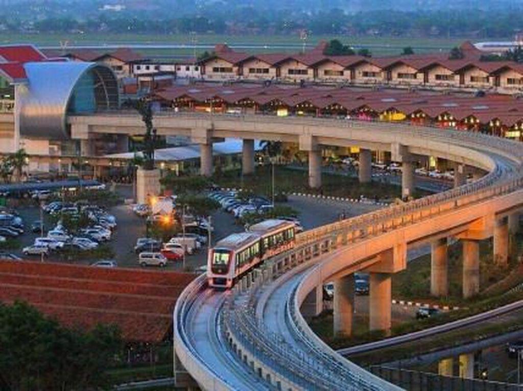 Jokowi Target Terminal 4 Soetta Rampung 2023